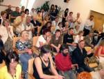 Kibédi Őrs fotókiállítása a Könyvtárban - Fotó: Jászbereny Online