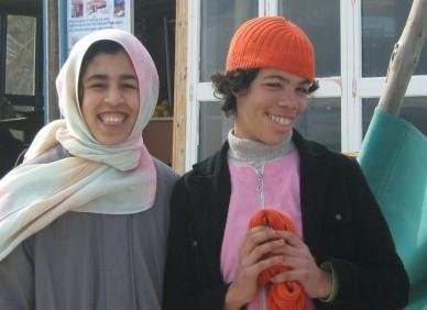 Tunéziai arcok